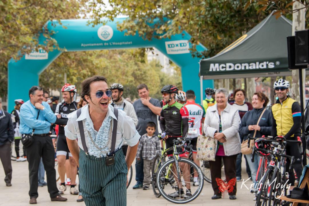 marcha cicloturista solidaria
