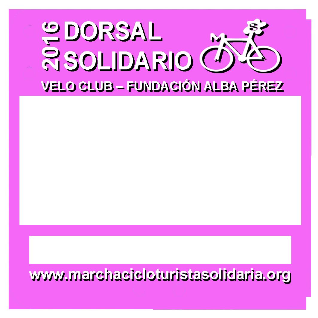 dorsal solidario