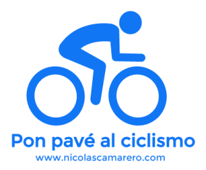 Pon pavé al ciclismo-logo